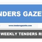 Tenders Gazette march 19 2021 copy