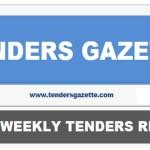 Tenders Gazette April 09 2021 copy