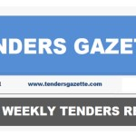 Tenders Gazette May 07 2021 copy