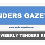 Tenders Gazette June 11 2021 copy