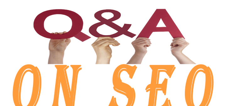 Qestions answers on SEO