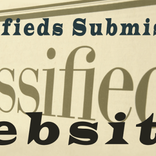 Classified submission sites list