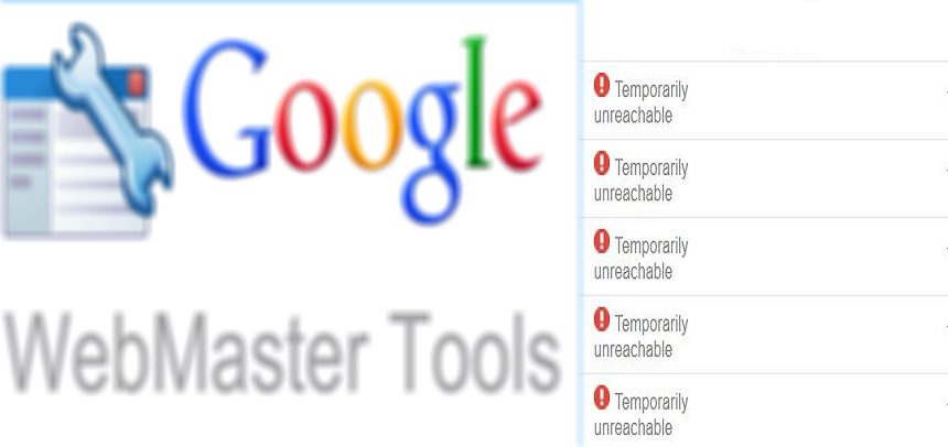 solved how to fix temporarily unreachable in google webmaster