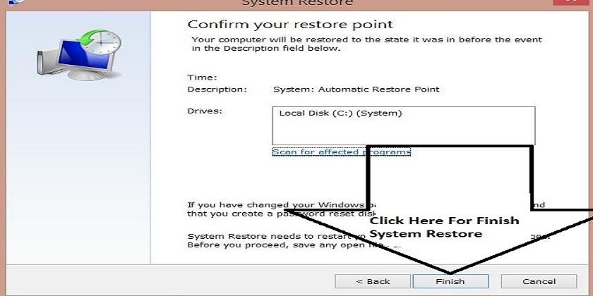 Restore-point
