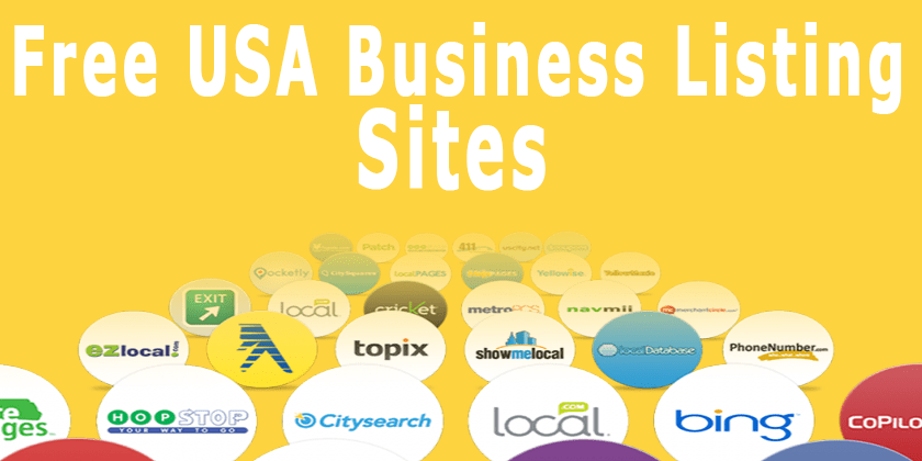 Top 150+ USA Business Listing Sites For Local Citation in 2019