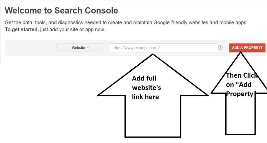Site verification Google webmaster