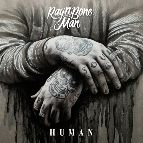 Image result for rag n bone man human album cover