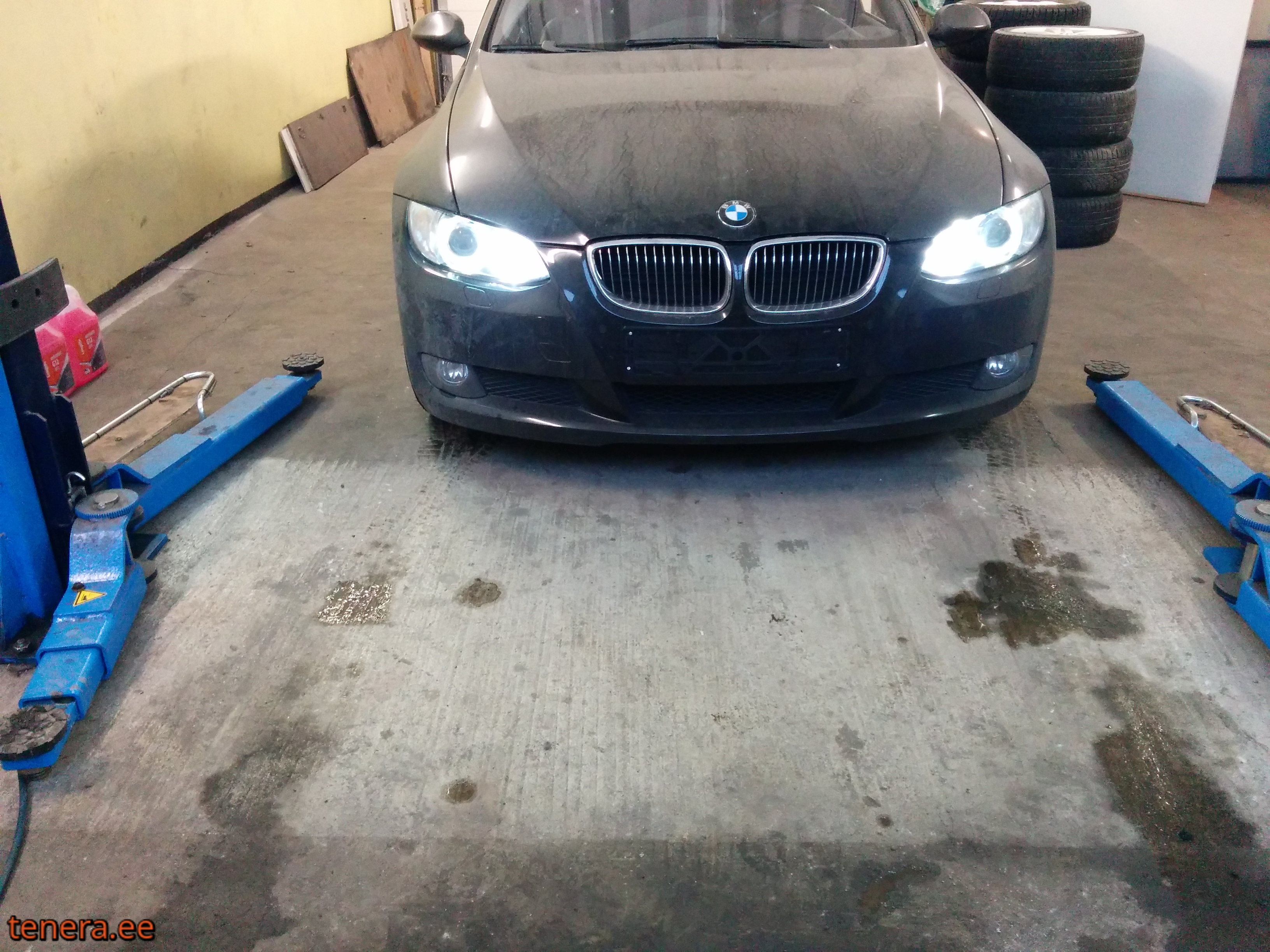 BMW LED Tuled