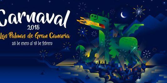 Carnevale 2018 a Las Palmas de Gran Canaria