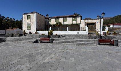 Plaza de San Pedro in Vilaflor