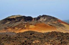 Pico Viejo im Teide National Park auf der Insel Teneriffa
