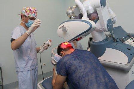Extracción Robot ARTAS