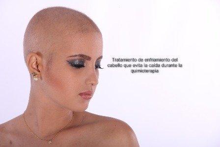 Evitar la pérdida del pelo durante la quimioterapia