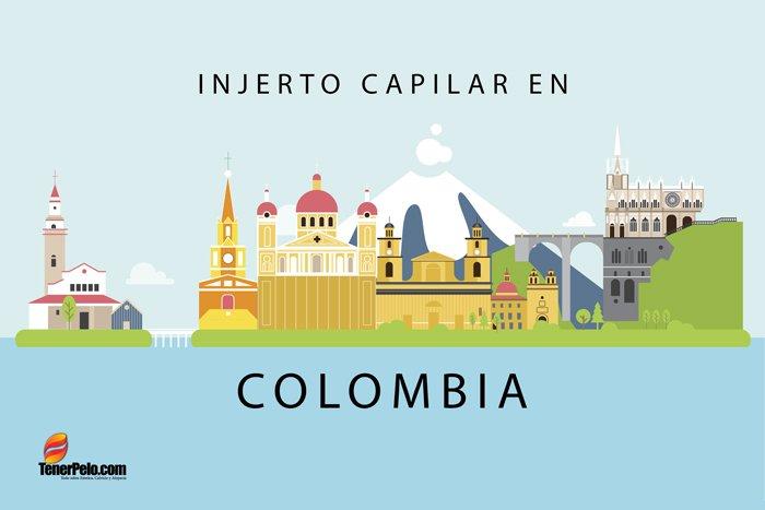 Clinicas y Doctores de Injerto Capilar en Colombia