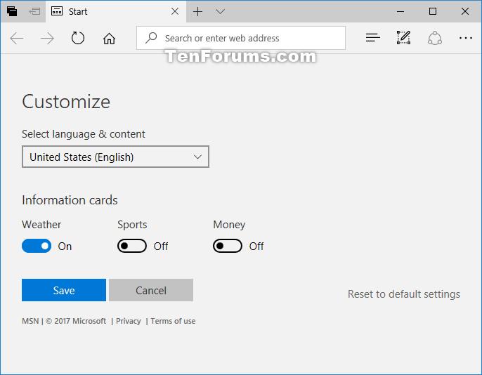 Remove Edge Windows 10 Icon