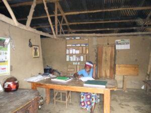 Il dispensario di Atchankeli in Togo