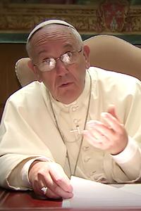El video del Papa: enero 2016