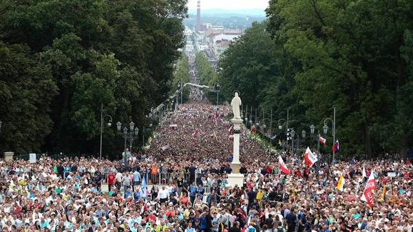 Santa Misa con ocasión del 1050vo aniversario del bautismo de Polonia