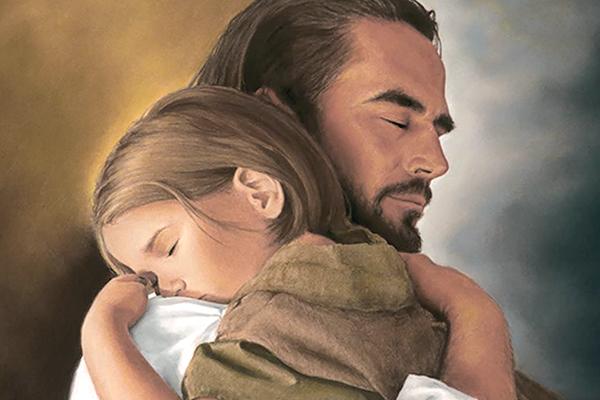 Un beso para Jesús