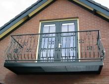Balkonhekwerk Ten Have Metaalwerken