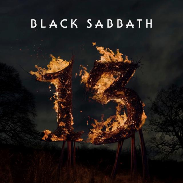 Portada del disco 13 de Black Sabbath.