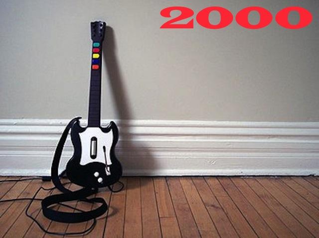 Resultado de imagem para música anos 2000