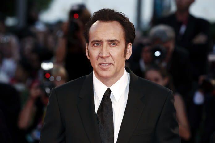 Nicolas Cage em 2013