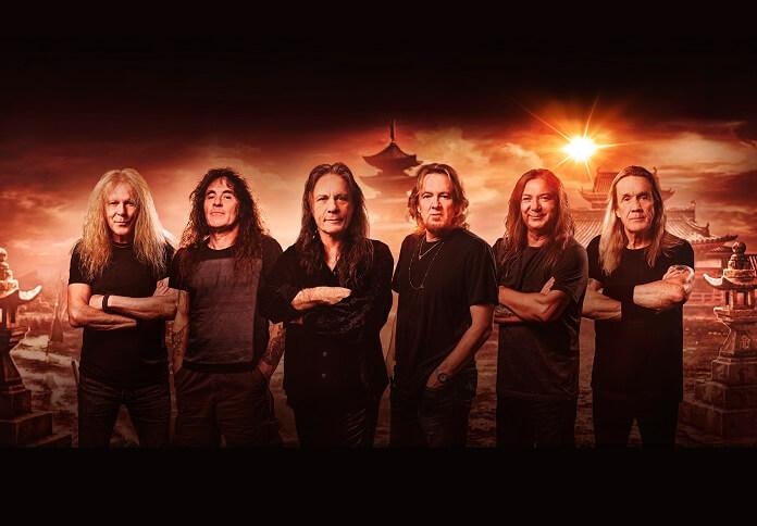 Iron Maiden anuncia novo disco