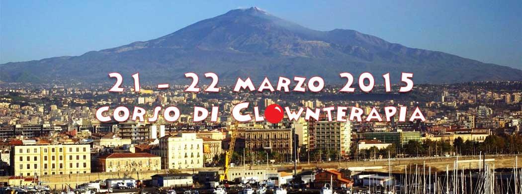 Corso di Clownterapia a Catania
