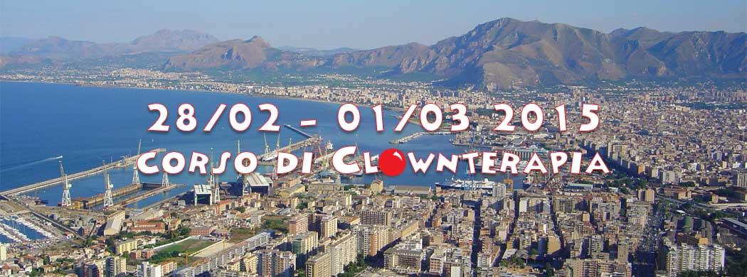 Corso di Clownterapia a Palermo