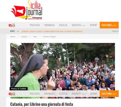 Catania per Librino una giornata di festa Sicilia Journal