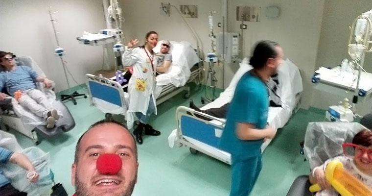 Corso di Clownterapia a Roma