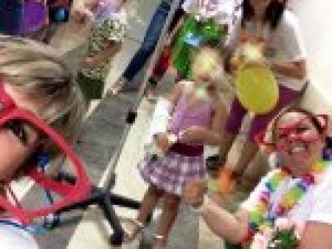 Clownterapia in Sicilia