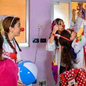 Donazioni per la Clownterapia