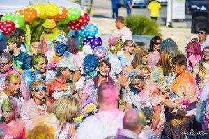 I colori in festa