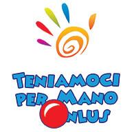 Logo pwa Teniamoci per mano Onlus