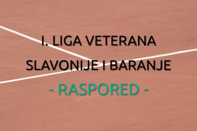 I. Liga veterana Slavonije i Baranje