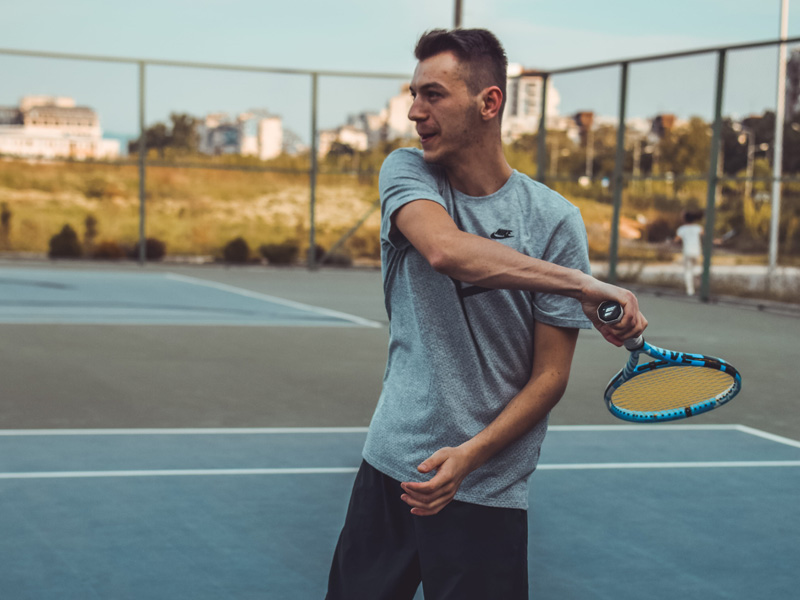 Clases adaptadas a tu nivel para aprender a jugar al tenis
