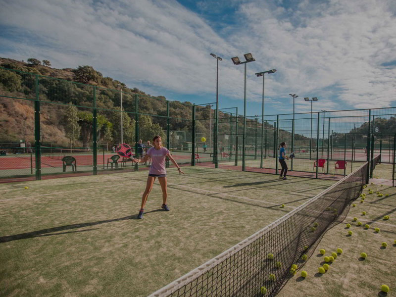 The best tennis academy on the Costa del Sol in Estepona