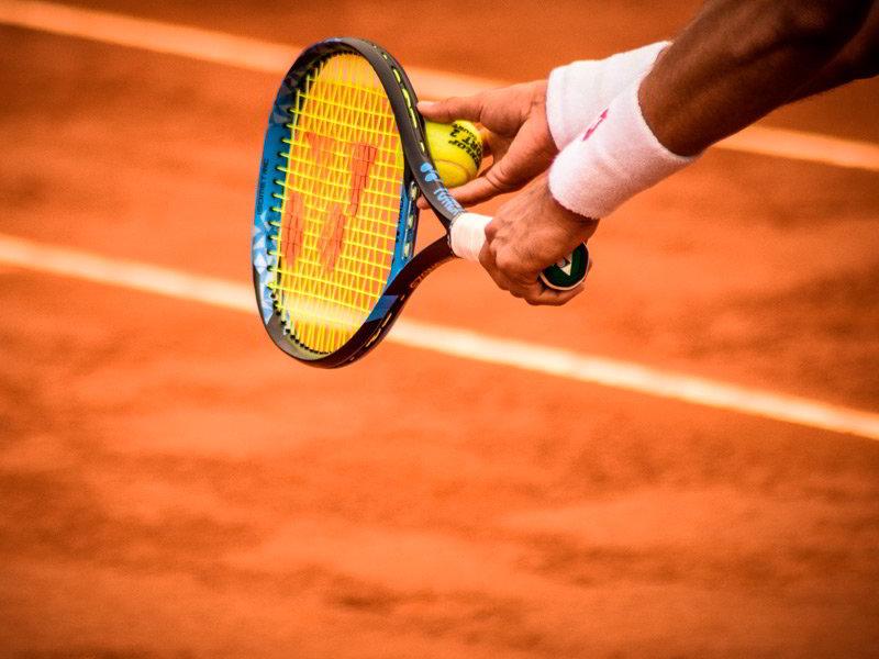 Uno de los mejores campamentos de tenis para adultos