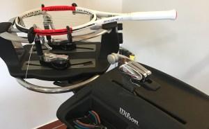 elektronický vyplétací stroj Wilson