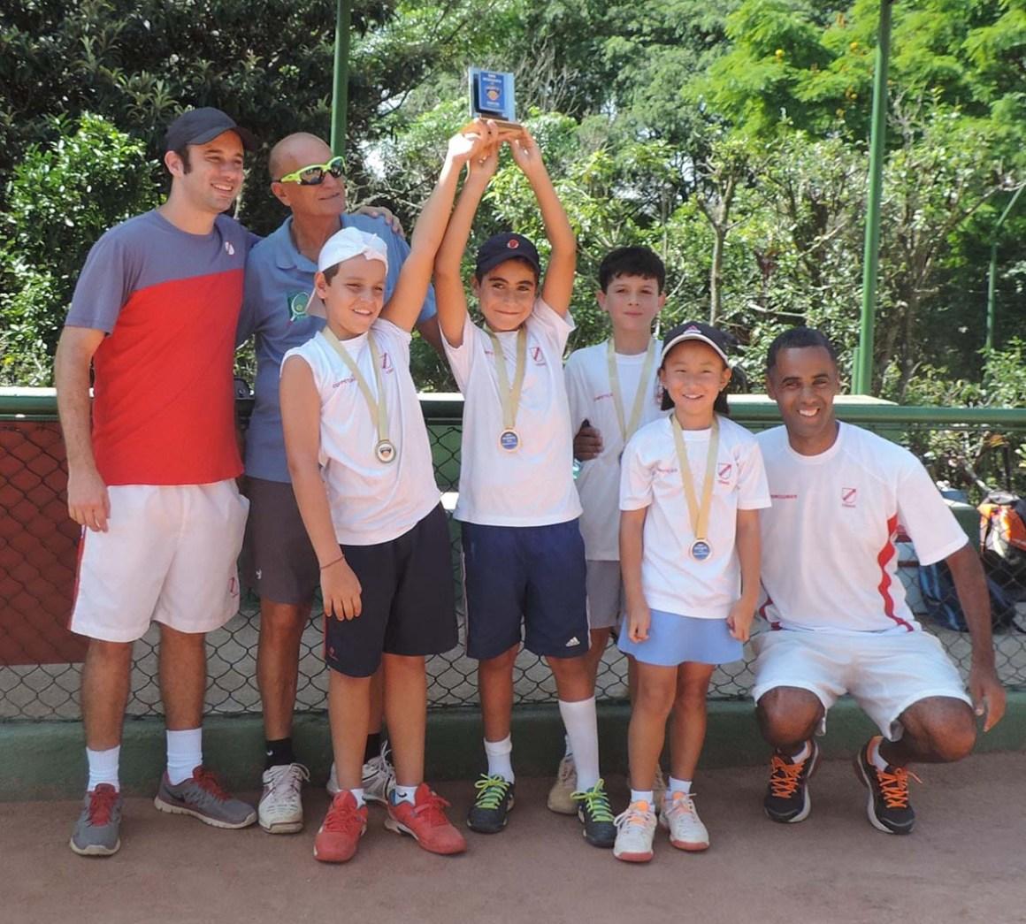 Copa Interequipes – Clube Atlético Indiano