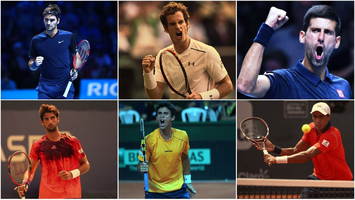 Surpresas e tendências no Tênis para 2017