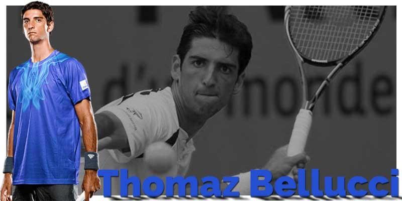 Thomaz Bellucci e Thoago Monteiro no site da Federação Paulista de Tênis