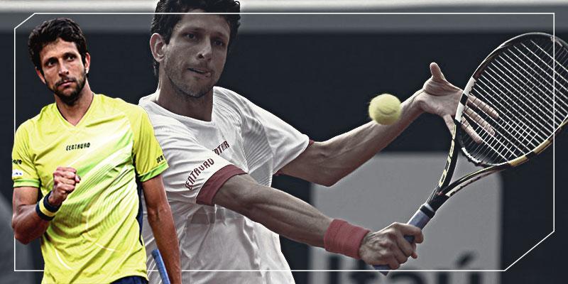 marcelo Melo na Temposrada. Leia no Blog da Federação paulista de Tênis