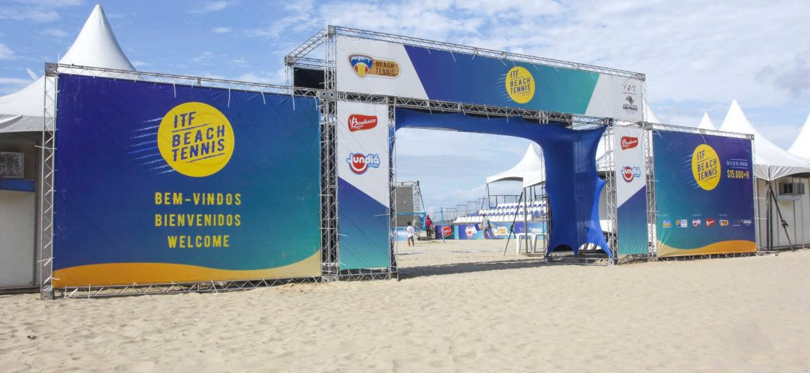 CONFIRA O AFTERMOVIE DO ITF DE BEACH TENNIS