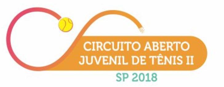 CIRCUITO ABERTO DE TÊNIS JUVENIL – NOVAS INFORMAÇÕES!