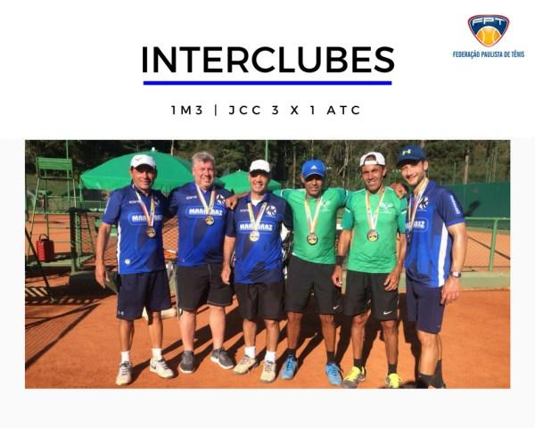 INTERCLUBES - FINAL 1M3