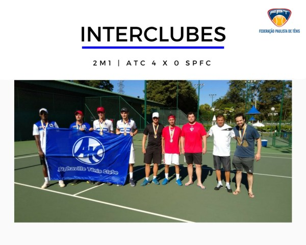 INTERCLUBES - FINAL 2M1