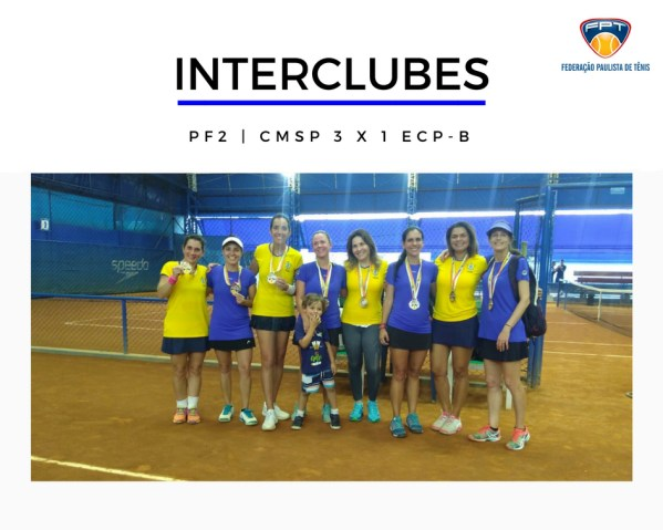 INTERCLUBES - FINAL PF2